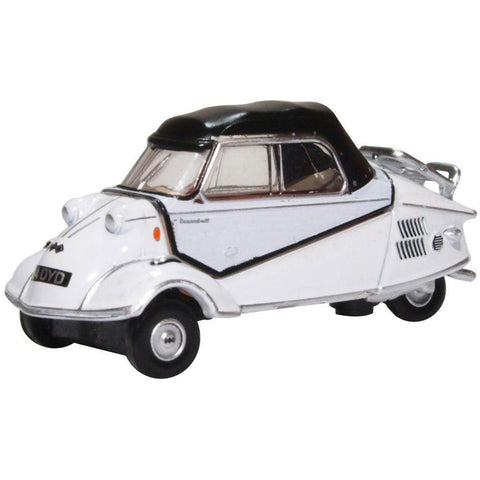 MESSERSCHMITT BUBBLE CAR POLAR WHITE