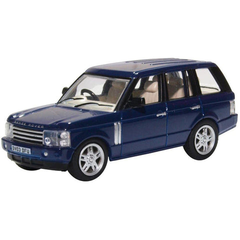 RANGE ROVER 3RD GENERATION ADRIATIC BLUE
