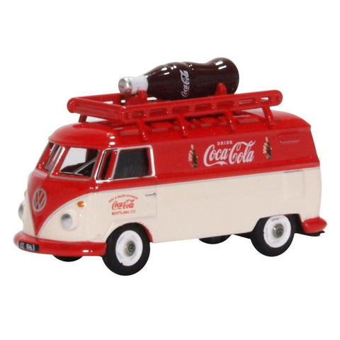 VW T1 VAN WITH BOTTLE COCA COLA