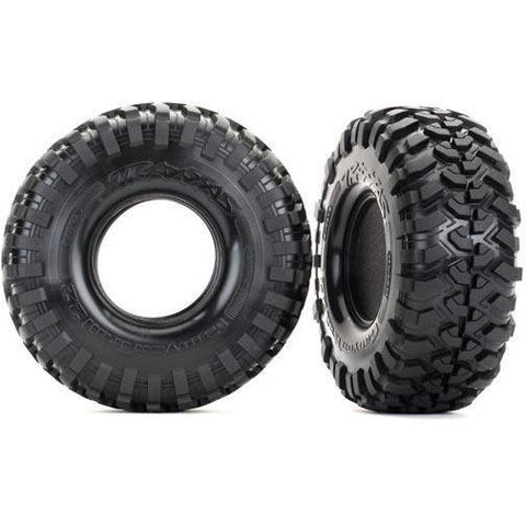 TRAXXAS TIRES, CANYON TRAIL 2.2 FOAM INSERT (8170)
