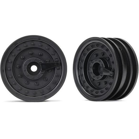 Image of TRAXXAS WHEELS, TACTICAL 1.9 (2) (8268)