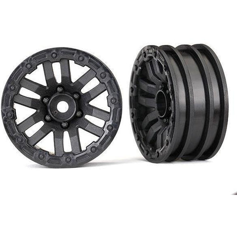 Image of TRAXXAS Wheel, TRX-4 1.9 (2) (8271)