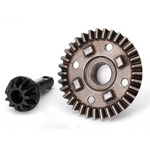 Image of TRAXXAS Ring Gear, Diff/Pinion Gear (8279)