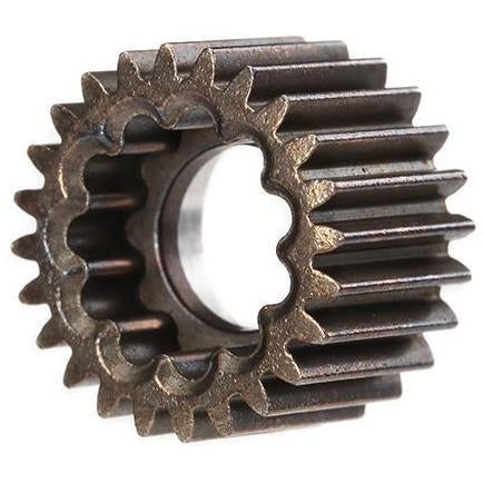 Image of TRAXXAS OUTPUT GEAR, HIGH RANGE, 24T (METAL) (8294)