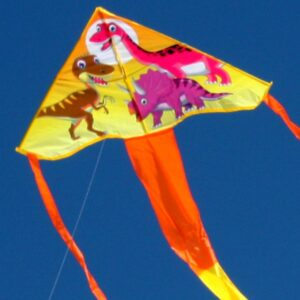 WINDSPEED Dinosaur Delta Single String Kite
