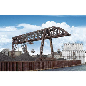 WALTHERS Bridge Crane -- Kit