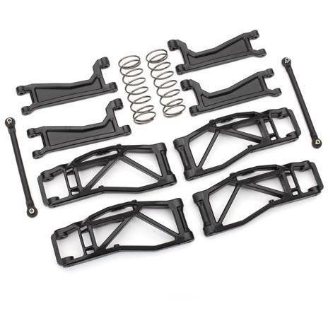 Image of Suspension Kit Wide Maxx Black