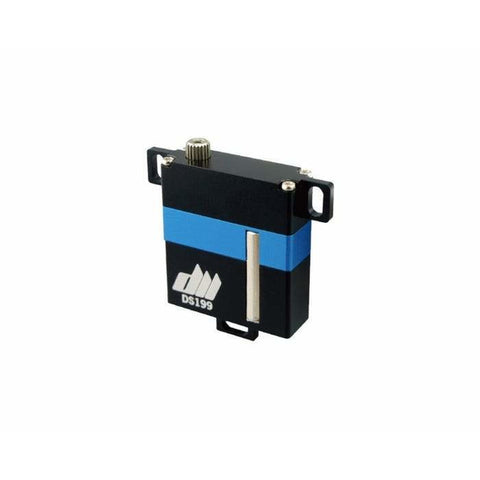 DUALSKY DS199, Coreless Thin HV Wing Servo 7.4v