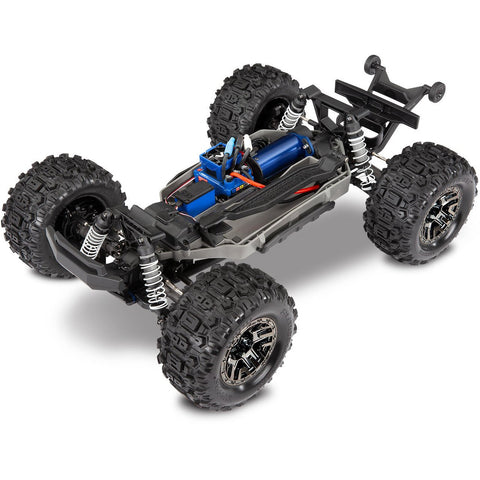 TRAXXAS Hoss 4x4 VXL Monster Truck Orange