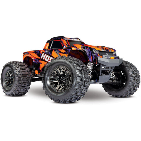 Image of TRAXXAS Hoss 4x4 VXL Monster Truck Orange