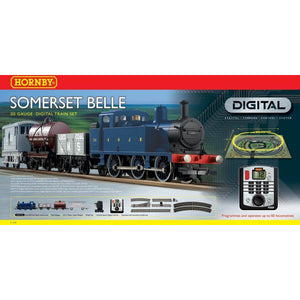 HORNBY DIGITAL SOMERSET BELLE - Hearns Hobbies Melbourne - HORNBY