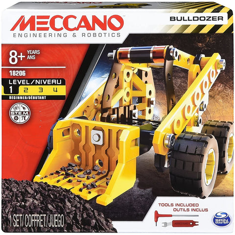 MECCANO Construction - Bulldozer