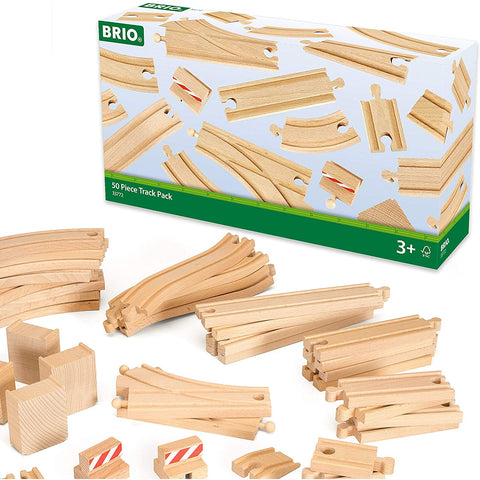 Image of BRIO - 50 Piece Track Pack