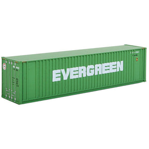 Walthers SceneMaster40' HC Container Evergrn