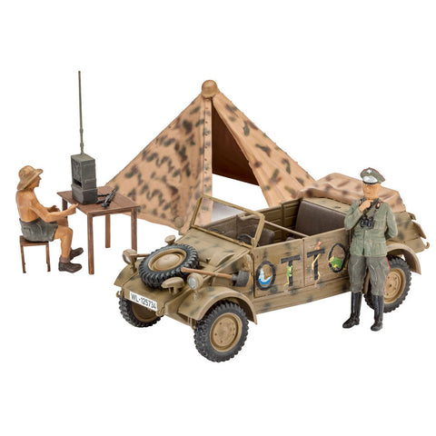 "REVELL German Staff Car Type 8S ""Kubelwagen"" 1:35 (95-03253"
