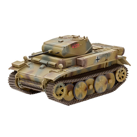 "REVELL 1/72 PzKpfw II Ausf. L ""LUCHS"" (Sd.Kfz. 123)"
