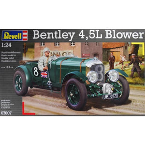 Revell BENTLEY 4.5L BLOWER 1:24 - Hearns Hobbies Melbourne - REVELL KITS