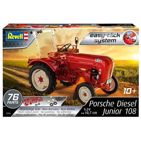 REVELL Porsche Junior 108 1/24 (95-07820)