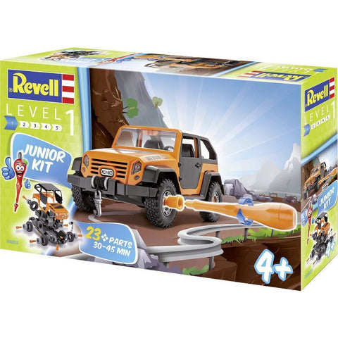 Revell OFF-ROAD VEHICLE 1:20 - Hearns Hobbies Melbourne - REVELL KITS