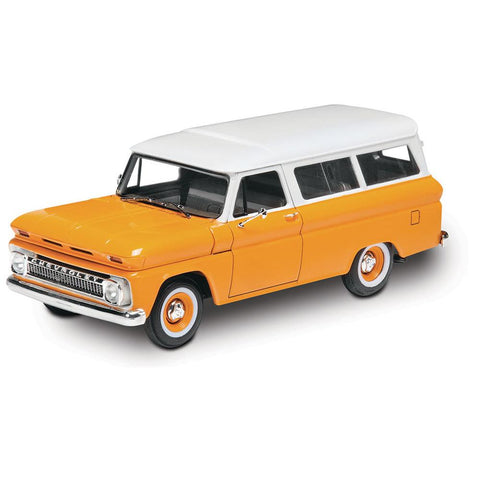 Image of REVELL '66 CHEVY SUBURBAN 1:25