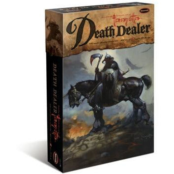MOEBIUS 961 1/10 Frazetta Death Dealer Plastic Model Kit