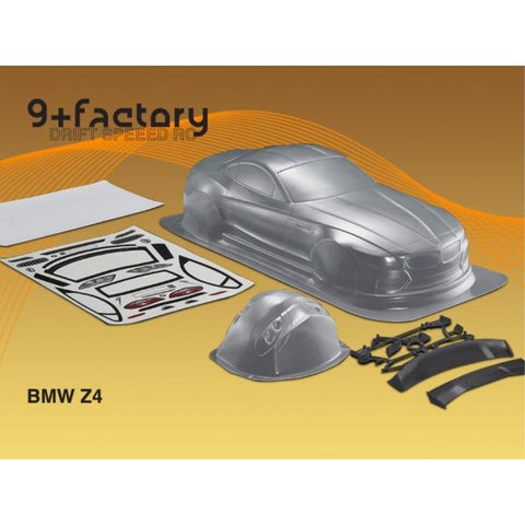 Image of 9FACTORY BMW Z4 BODY SHELL