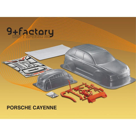 Image of 9FACTORY PORSCHE CAYENNE BODY SHELL