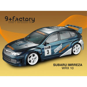 9FACTORY SUBARU IMRREZA WRX 10 BODY SHELL