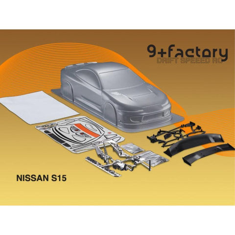 9FACTORY NISSAN S15 BODY SHELL