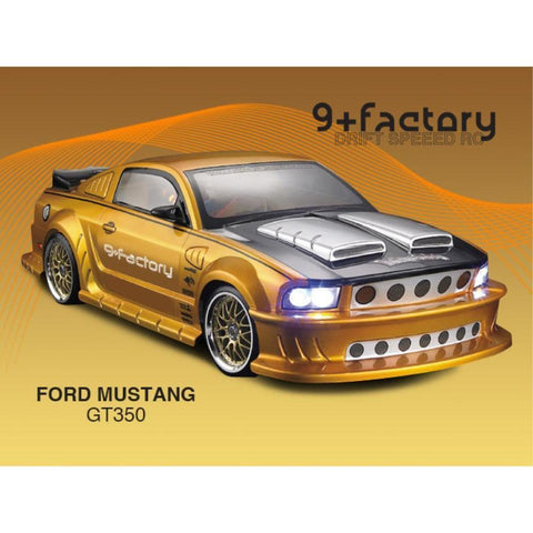 Image of 9FACTORY FORD MUSTANG GT350 BODY SHELL
