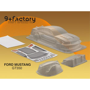 9FACTORY FORD MUSTANG GT350 BODY SHELL