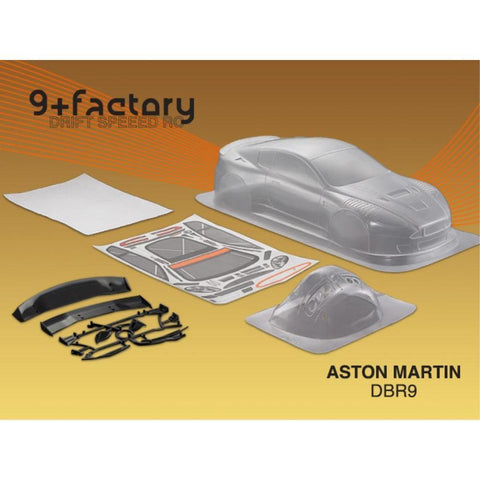 Image of 9FACTORY ASTON MARTIN DBR9 BODY SHELL