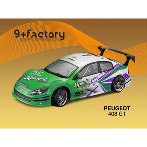 9FACTORY PEUGEOT 408 GTBODY SHELL