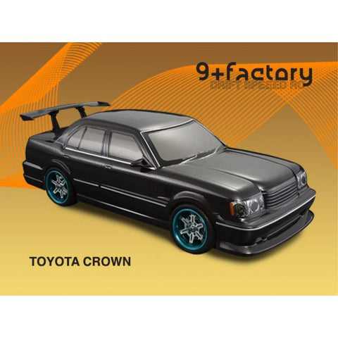 9FACTORY TOYOTA CROWN CARBON COLOUR BODY SHELL