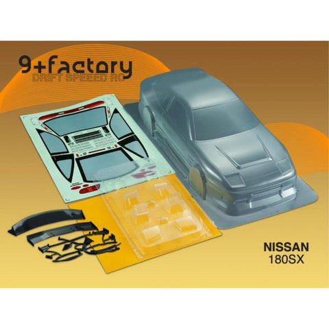 Image of 9FACTORY NISSAN 180 SXBODY SHELL
