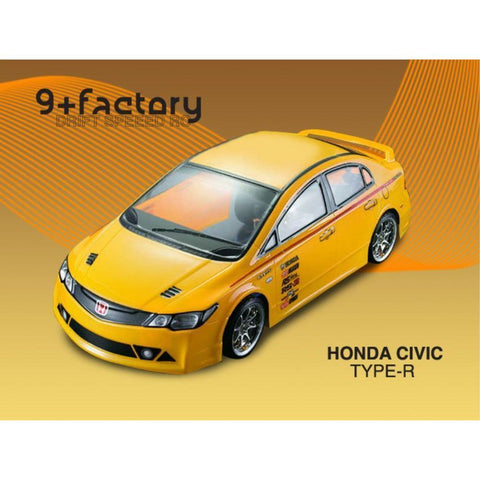Image of 9FACTORY 1/10 Honda Civic Type-R Body Shell