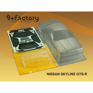 9FACTORY NISSAN SKYLINE GTS-R BODY SHELL