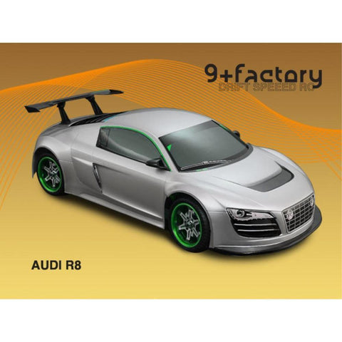9FACTORY AUDI R8 BODY SHELL