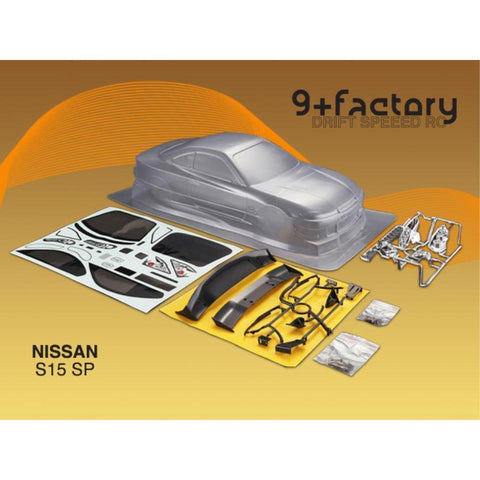 9FACTORY NISSAN S15 SP BODY SHELL