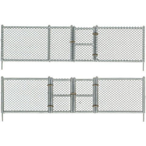 Image of WOODLAND SCENICS HO Chain Link Fence