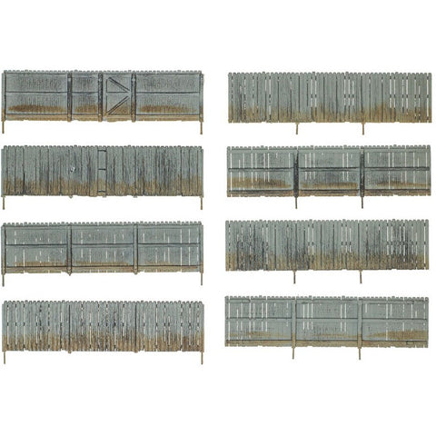 Image of WOODLAND SCENICS HO Privacy Fence