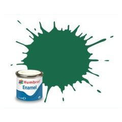 HUMBROL 30 - Dark Green Matt 14ml