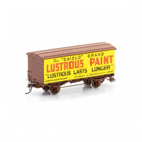 AUSCISION HO - VFW-64 U Van Lustrous Paint Single Wagon (AC