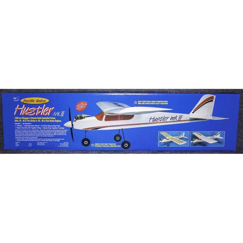 Image of AeroFlight Models Hustler Mark 3 46 Trainer Kit