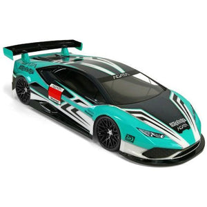 BITTYDESIGN AGATA 1/10 GT 190mm body (BDGT-190AGT)