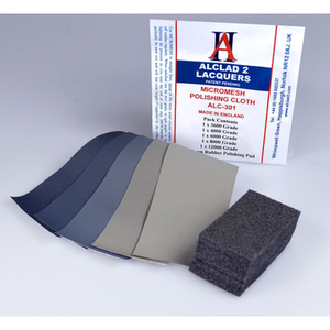 ALCLAD 301 MICROMESH POLISHING CLOTHS (ALC-301)