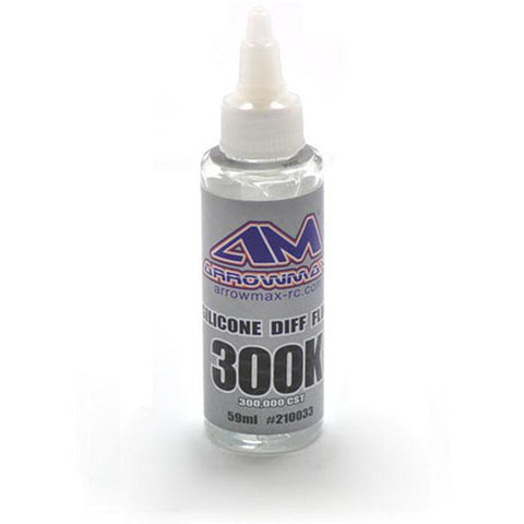 ARROWMAX Silicone Diff Fluid 59ml 300.000cst(AM-210033)
