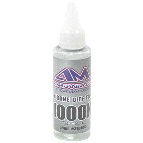ARROWMAX Silicone Diff Fluid 59ml 1000.000cst(AM-210100)