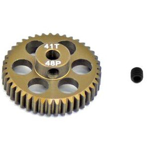 ARROWMAX Pinion Gear48P 41T(7075 Hard)(AM-348041)