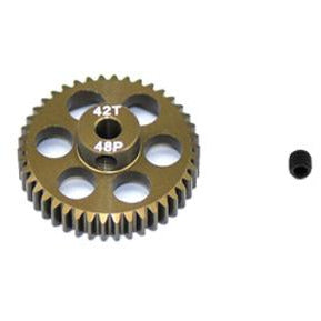 ARROWMAX Pinion Gear48P 42T(7075 Hard)(AM-348042)